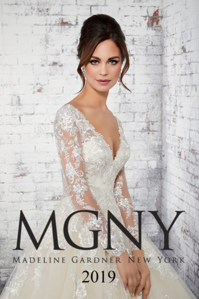 2704811cd085 Catalogo Madeline Gardner New York 2019 · Abiti da sposa 2019