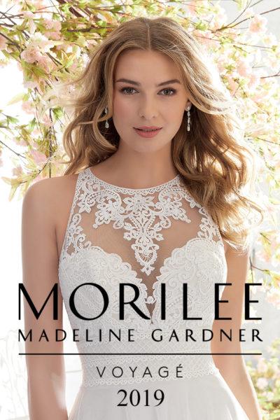 Catalogo Voyagé 2019 by MoriLee · Abiti da sposa 2019 f993a93aee8