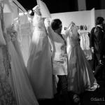 Backstage sfilata Carlo Pignatelli 3
