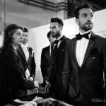 Backstage sfilata Carlo Pignatelli 7