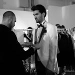 Backstage sfilata Carlo Pignatelli 11