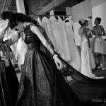 Backstage sfilata Carlo Pignatelli 13