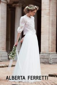 Alberta Ferretti Collezione Sposa 2016