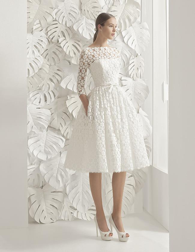 a63289b221bf Abiti da sposa corti pronovias prezzi – Modelli alla moda di abiti 2018