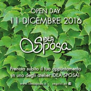open day 11 dicembre