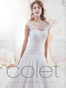 1bd58c18af2c abito-da-sposa-colet-2018-00 COPERTINA COLET