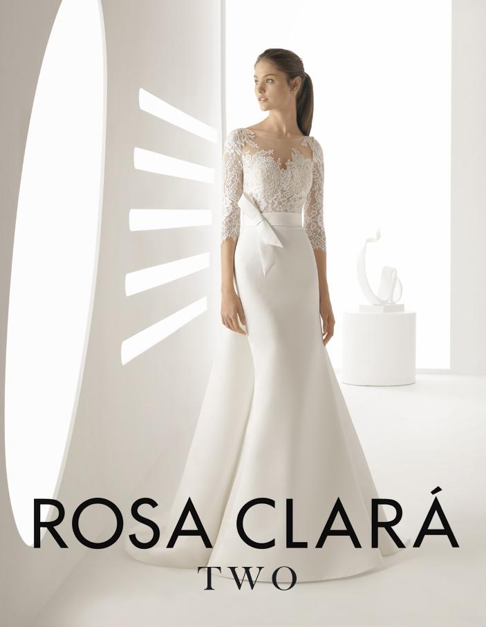 09c0af2def1c Collezione Abiti da Sposa Rosa Clarà 2018