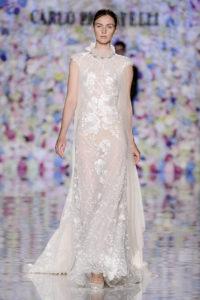 e7aad23c7d83 Collezione Abiti da Sposa Carlo Pignatelli Couture 2018