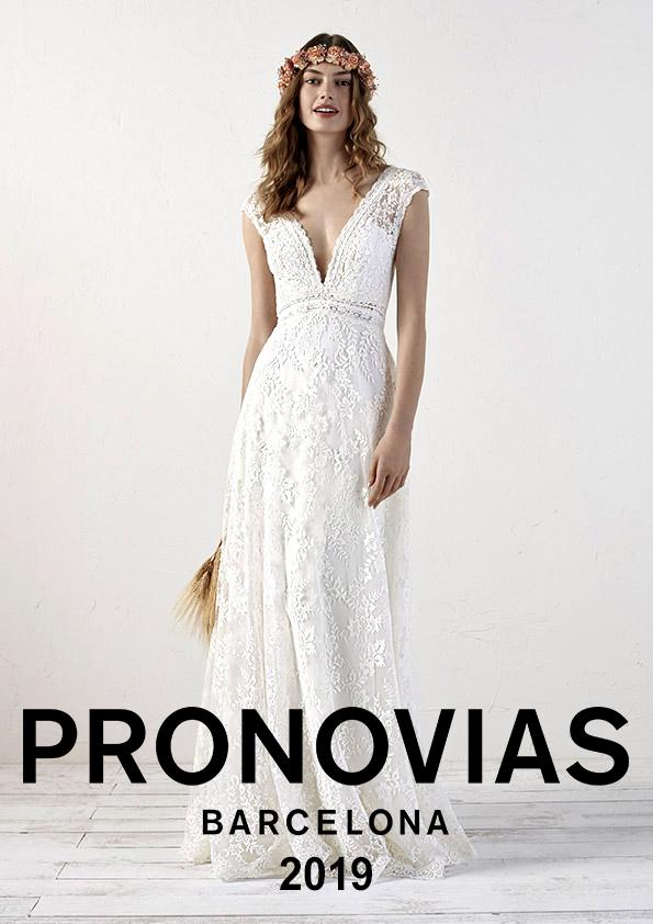 32bd8a1ab882 abito-da-sposa-pronovias-2019-COVER PRONOVIAS. Catalogo Pronovias 2019