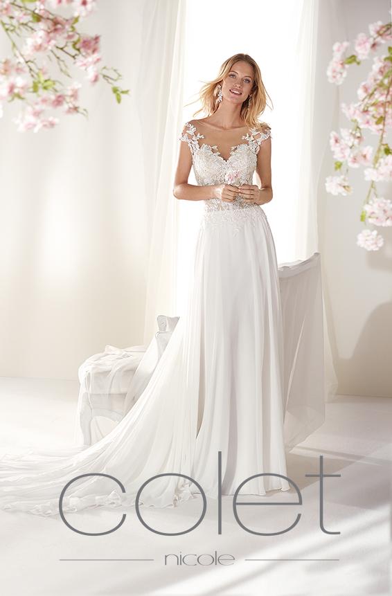 e6616a68e457 Idea Sposa  Abiti da sposa