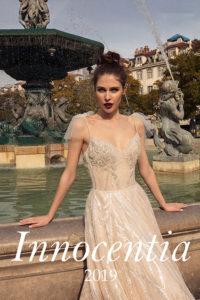 c03d4b01c Innocentia ha presentato la sua nuova collezione per la sposa del 2019:  tanti nuovi modelli all'ultima moda, tra i quali c'è sicuramente l'abito  che fa per ...