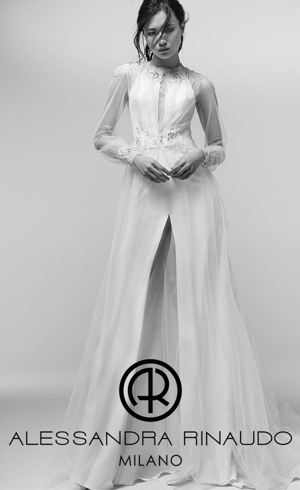 3819263e52b1 Abiti da sposa Alessandra Rinaudo Bridal Couture