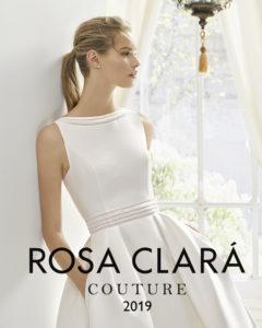 Collezione Abiti da Sposa Couture 2019 by Rosa Clarà 74eee6ae25dd