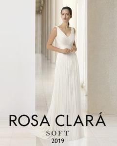 bc0101524809 abito-da-sposa-rosa-clara-soft-2019-COVER ROSA Rosa Clarà raggruppa nel  catalogo 2019 la splendida collezione di ...