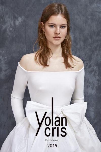 abito da sposa yolan cris 2019