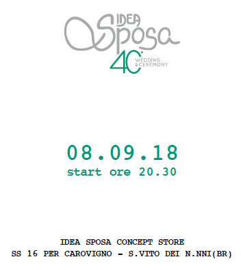 idea-sposa-evento-celebration-40-years