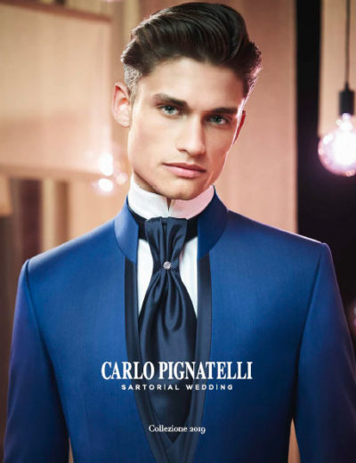 Catalogo Carlo Pignatelli Sartorial Wedding 2019 0ad8f7686d3