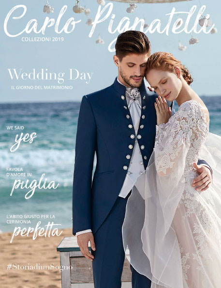 Catalogo Carlo Pignatelli Wedding Day 2019 52d487aaff6