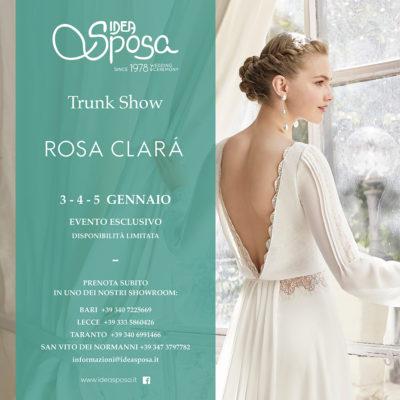 Trunk Show Rosa Clarà