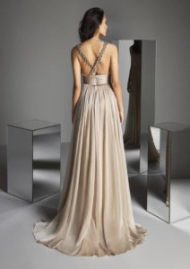 ABITO-CERIMONIA-PRONOVIAS-THE-PARTY-ATOS STYLE 60-C
