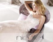 abiti da sposa Nicole 2020
