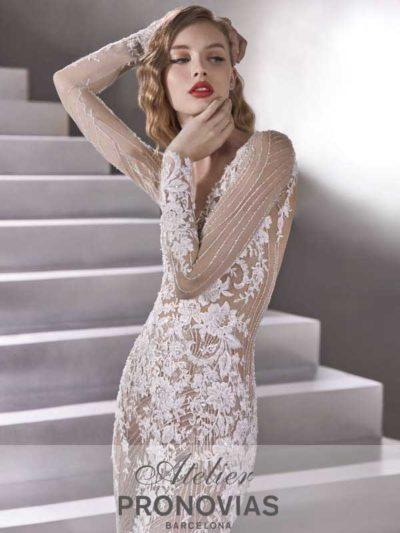 Cover abiti da sposa 2020 Atelier Pronovias