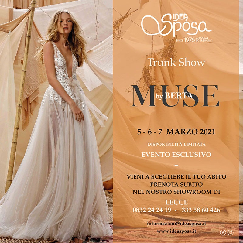 Evento Idea Sposa Abiti Muse By Berta