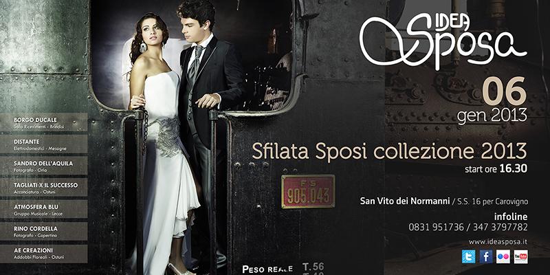 Sfilata Sposi 2013 - Idea Sposa San Vito dei Normanni (BR)