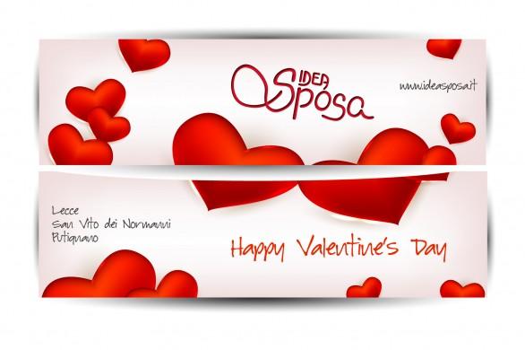 Idea Sposa San valentino