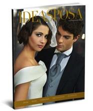 Copertina del Catalogo Idea Sposa 2013