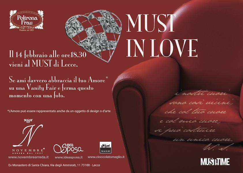 Must in Love: San Valentino a Lecce