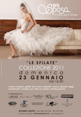 Sfilate moda sposa 2011 Puglia